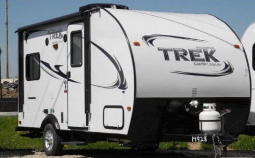 Denver RV Rent Small Travel Trailer