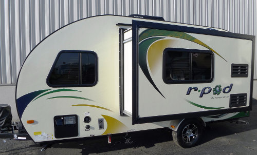 Small Camper Trailer a tale of two shastas shasta has been synonymous with small lightweight travel trailers Rv Rental Denver Travel Trailer Rpod 179 Exterior Slide
