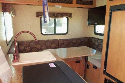 Luxury Small Camping Trailers Inside Up Teardrop Trailer Below