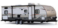 Denver RV rent Travel Trailer