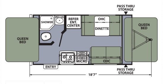 Apex15X Floor Plan