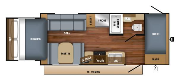 JaycoX2133 floorplan