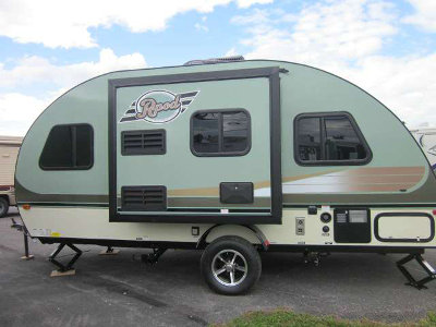 Small Camper Trailer With Toilet And Shower