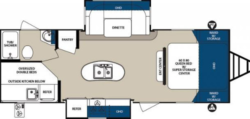Surveyor 247 Floor Plan