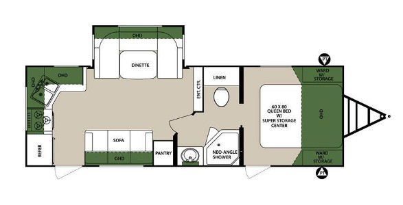 Surveyor251RKS Floorplan