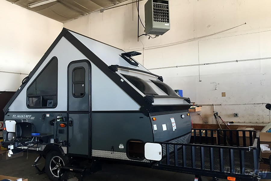 Denver Pop Up Camper Rentals - Colorado Camper Rental